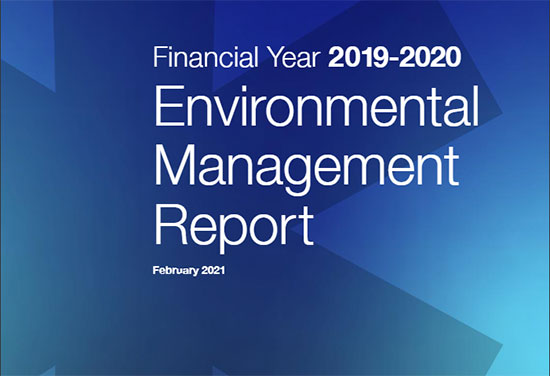 Environmental Management Report 2019-2020