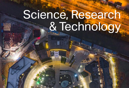 Science, Research & Technology Brochure