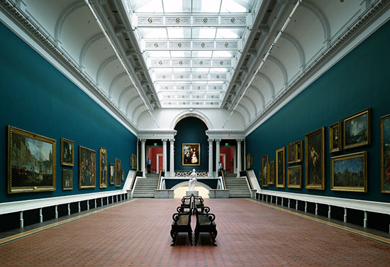 National Gallery of Ireland - the challenges of preservation