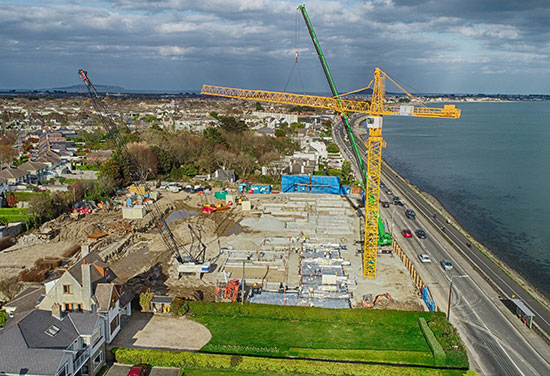Construction starts for Strand View in Dublin