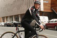 Stephen Redfern Cycles to Cannes