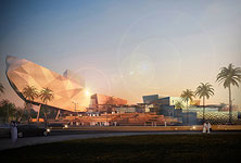 BDP to Design Kuwait Cultural Centre