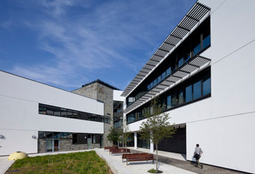 Environment and Sustainability Institute opens in Cornwall