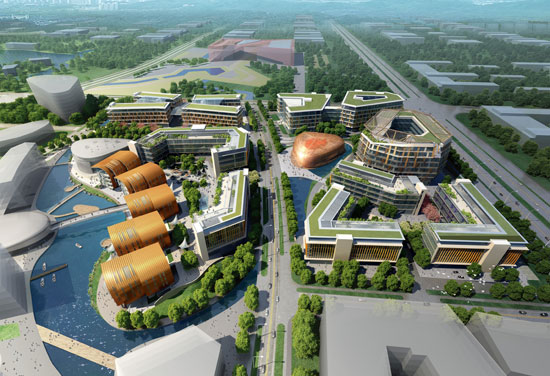 Lishui Science Park to start on site
