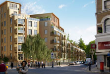 Planning granted for Westminster's flagship housing