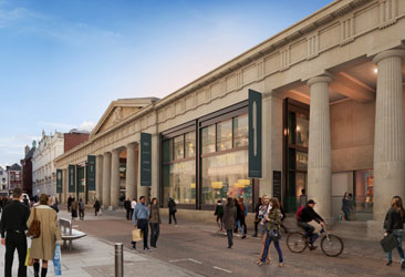 Exeter shopping centre revamp gets green light