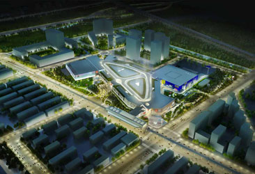 Livat Shopping Centre opens in Beijing