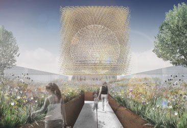 New images revealed of Milan Expo pavilion