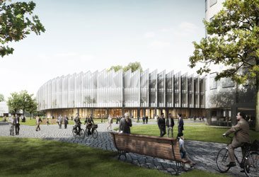 Planning consent for global headquarters