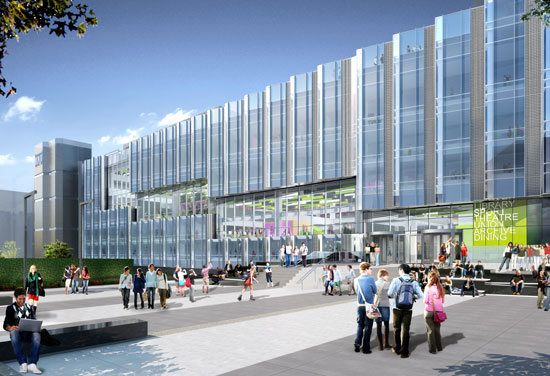 Plans approved for LJMU's Copperas Hill