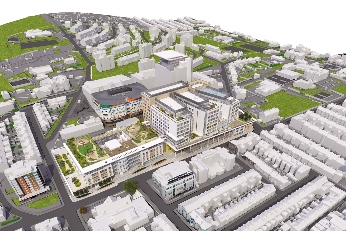 Design and approval of redevelopment 21