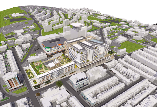 Final approval for 3Ts redevelopment in Brighton