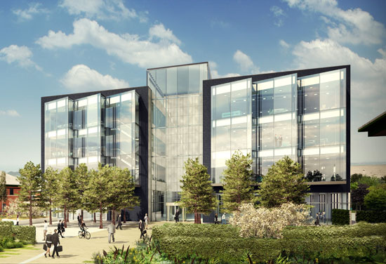 Construction starts on science park hub