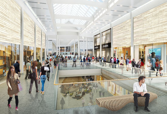 Meadowhall Refurbishment To Start On Site