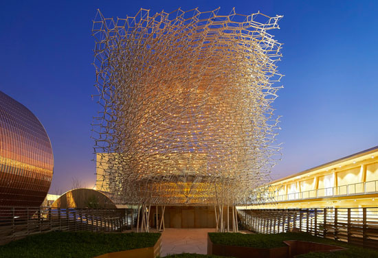 UK Pavilion, Milan Expo