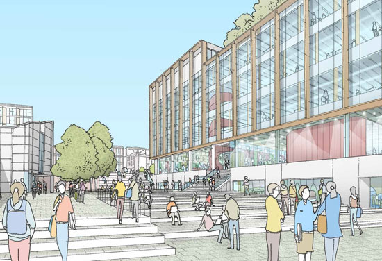 BDP Engineers Appointed for Engineering Innovation Centre