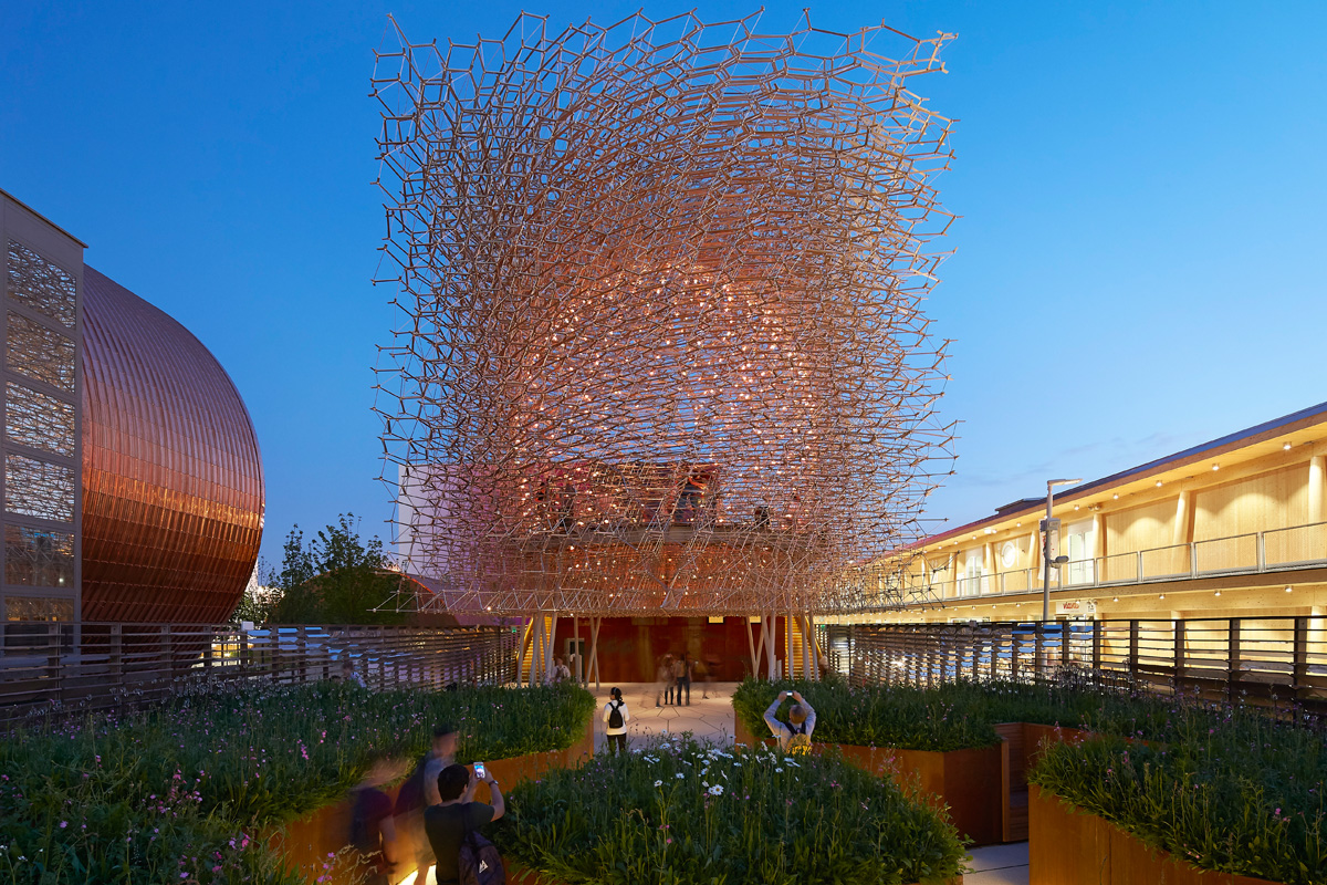 Uk pavilion wins blueprint award related links malvernweather Image collections