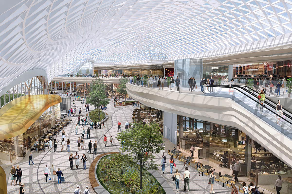 Meadowhall Extension Plans Unveiled