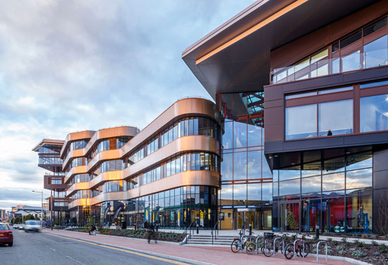 RIBA Award for Cardiff and Vale College