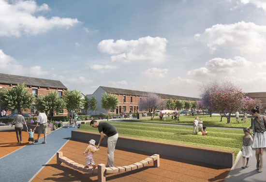 BDP works with Placefirst on housing regeneration
