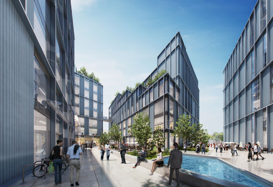 Galway Regeneration Scheme Submitted for Planning