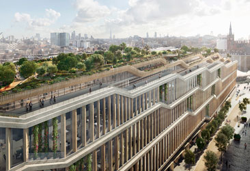 Google submits King's Cross Campus for planning