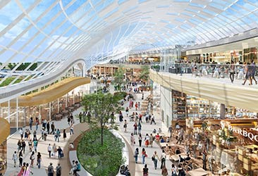 Plans approved for Meadowhall Extension