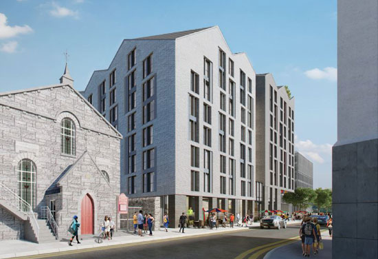 Plans submitted for student lofts in Galway