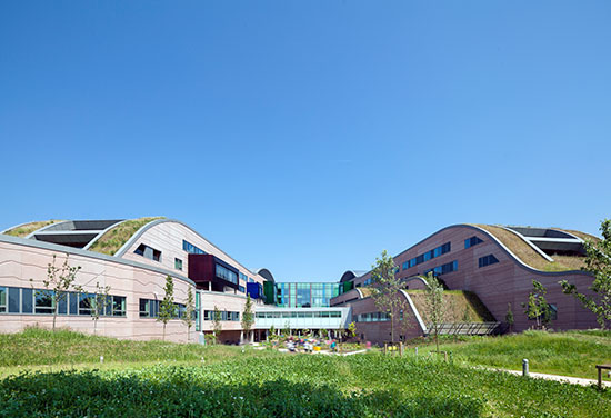 New generation hospitals in Architecture Today: Inform