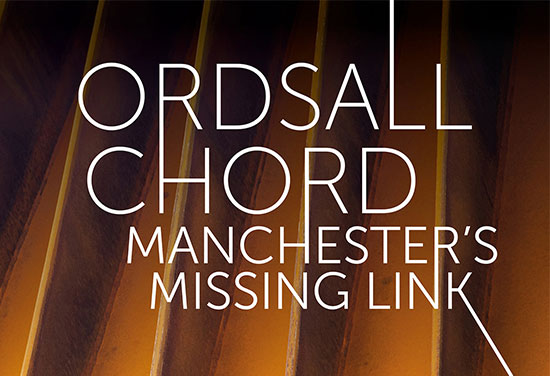 Unprecedented access to Ordsall Chord