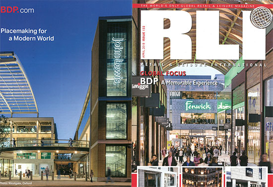 RLI interview head of retail Jeremy Sweet about our major projects