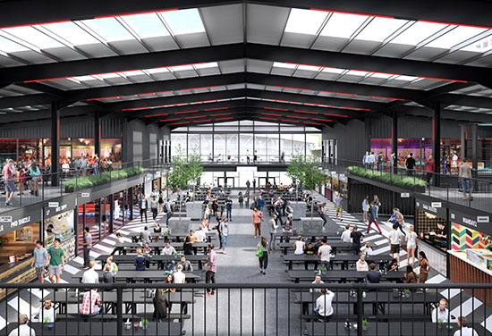 Boxpark Wembley receives planning permission