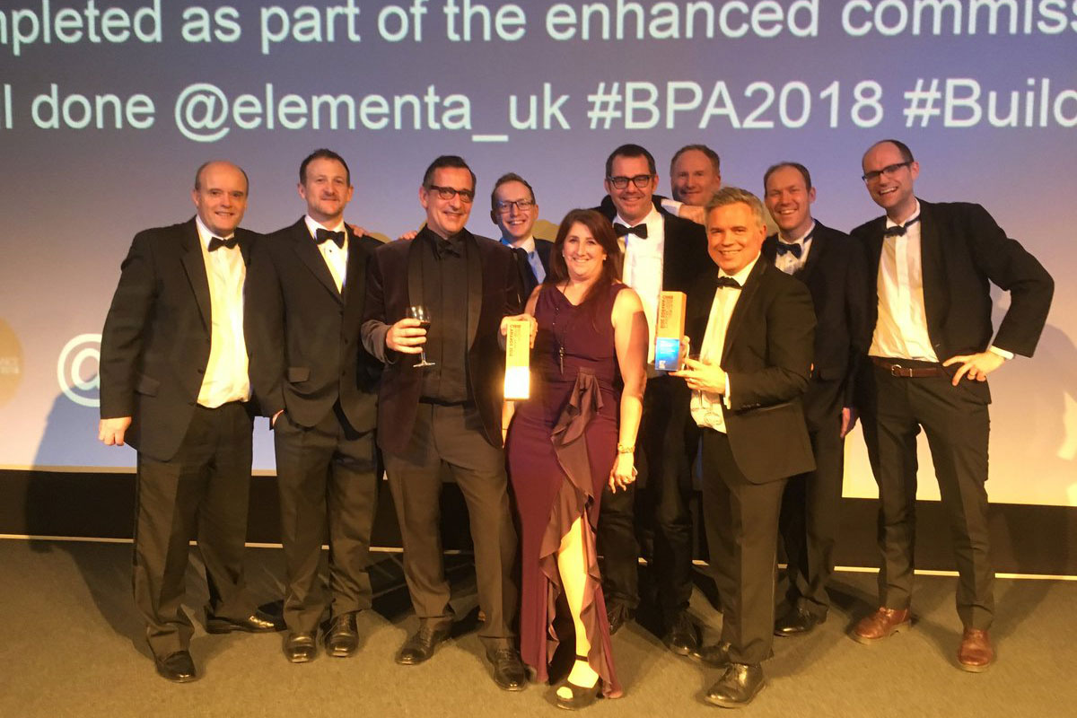 Double win at top engineering awards