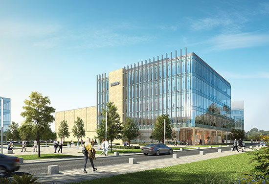 World-class healthcare facility gets go ahead