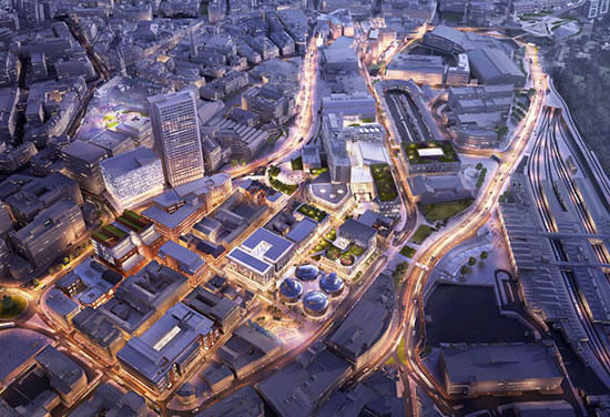 Sheffield Hallam University reveals new masterplan