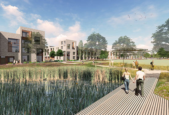 BDP appointed to Homes England Framework