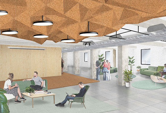 World first sustainable office retrofit