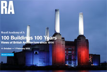 100 Buildings 100 Years - Views of British Architecture since 1914