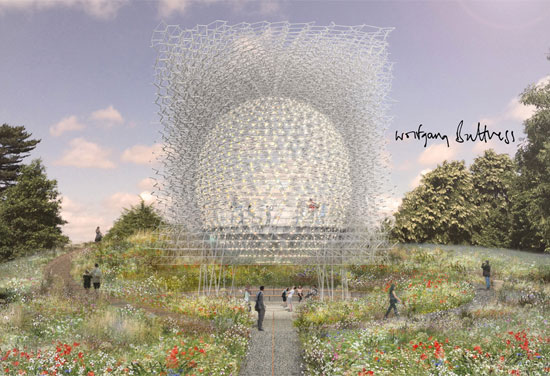 An Evening with Wolfgang Buttress
