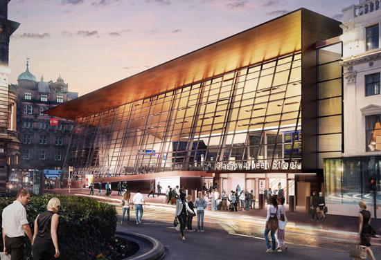 Queen Street Station Redevelopment