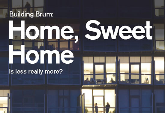 Building Brum: Home, Sweet Home