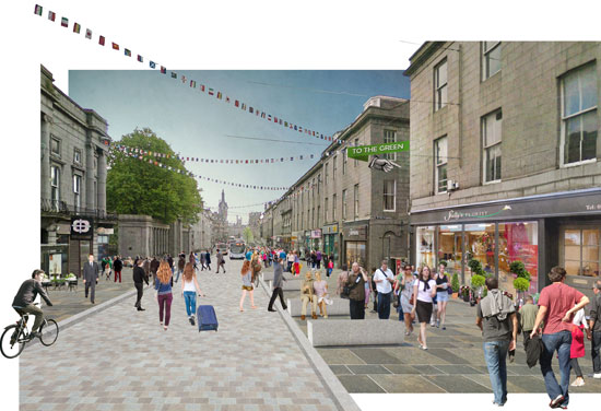 Aberdeen City Centre Masterplan