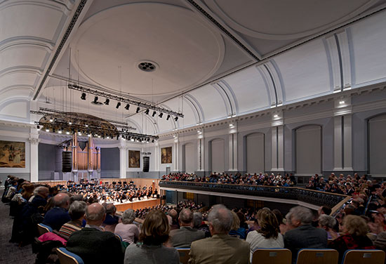 Aberdeen Music Hall Reopens After Major Refurbishment