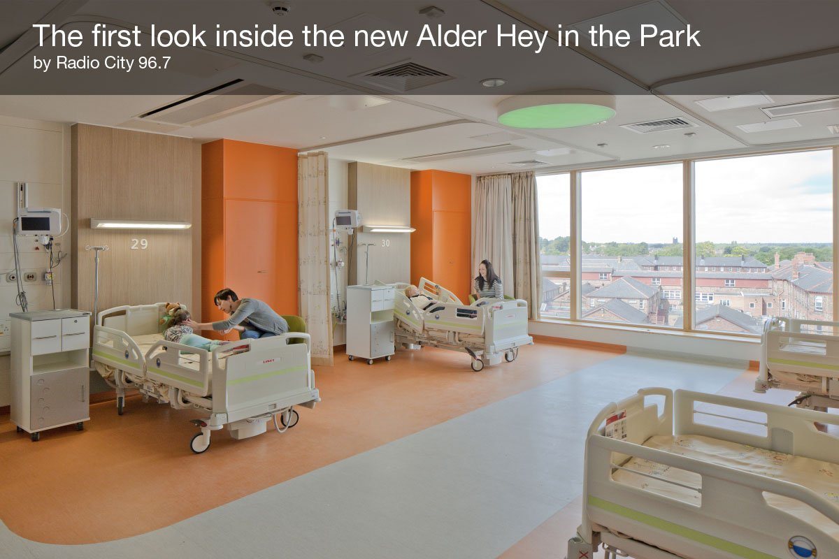 Alder Hey Children S Health Park