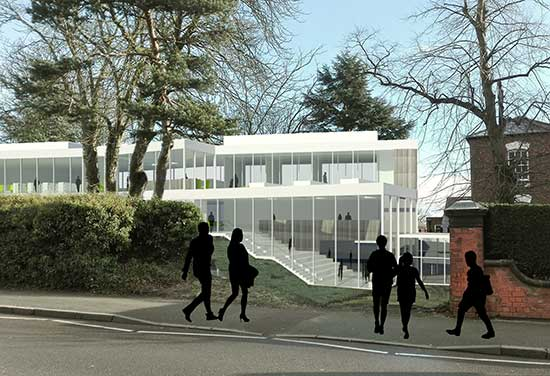 BDP commissioned for Birmingham School Expansion