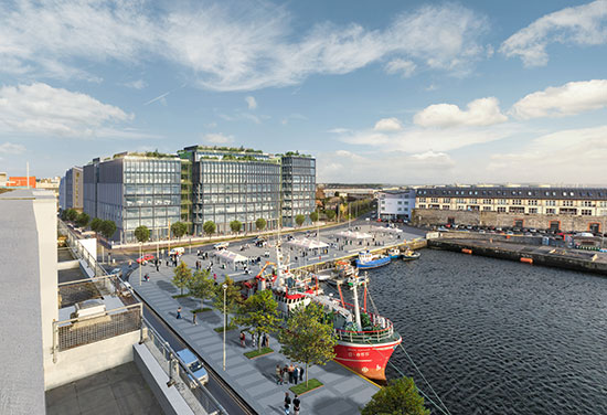 Bonham Quay is granted planning permission