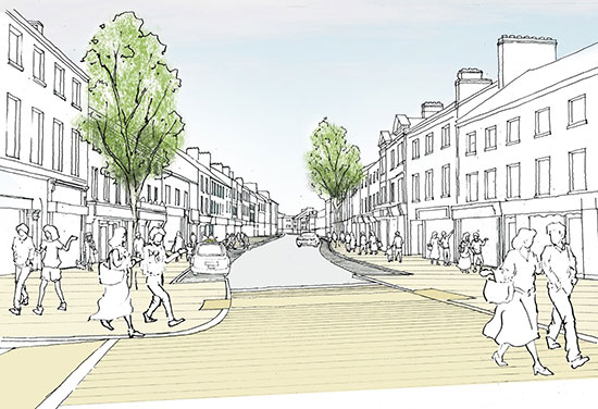 Go ahead for public realm redevelopment in Ireland