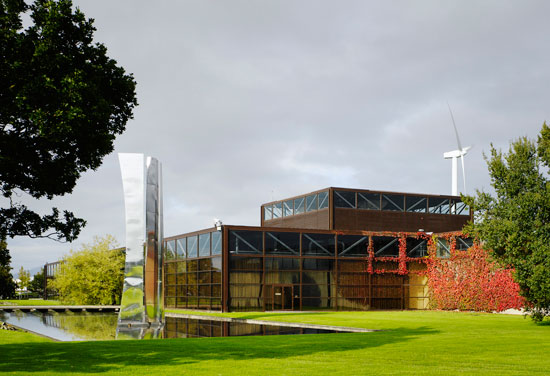 Dundalk Institute of Technology - Carroll's Facility Building