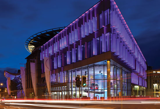 Edinburgh International Conference Centre Extension