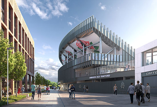 Plans to complete world-class stadium redevelopment
